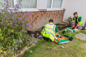Rosebery Community Action Day, Colne Court, 13 June 2018. Guy Bell, 07771 786236, guy@gbphotos.com